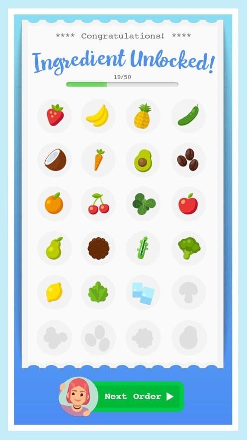 水果榨汁模拟器图1