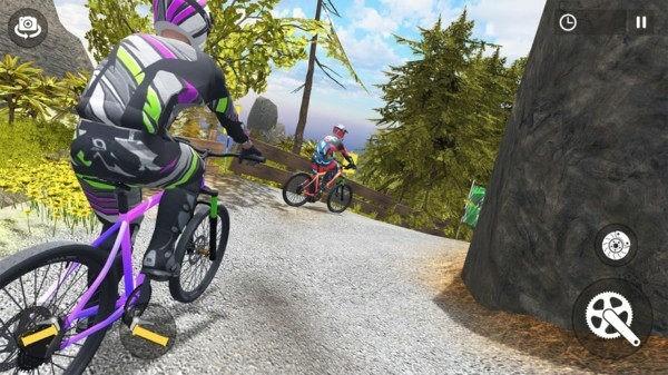 斜坡自行车竞技图2