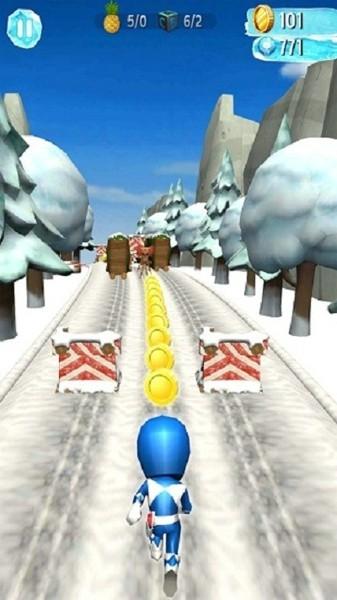 雪地跑酷图3