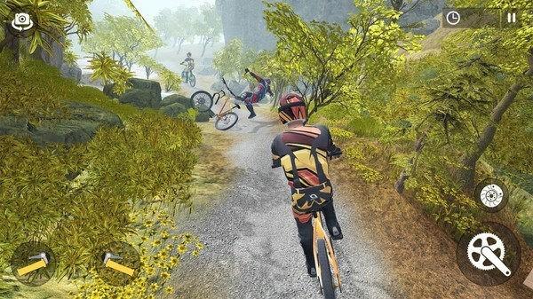 斜坡自行车竞技图3