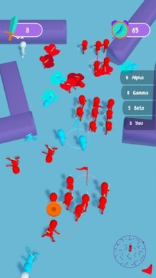 拥挤的迷宫图2