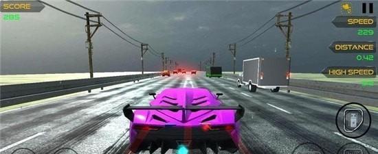 真实Veneno驾驶模拟器图1