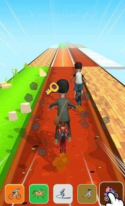 切换坐骑赛跑图3