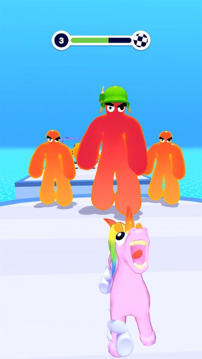 果冻人战争单机版图3