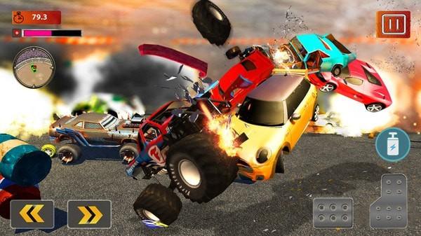真实车祸模拟图3