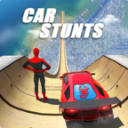 蜘蛛超级英雄汽车单机版