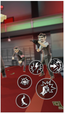 超级武士英雄单机版图1