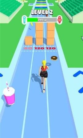 卡路里跑步单机版图2