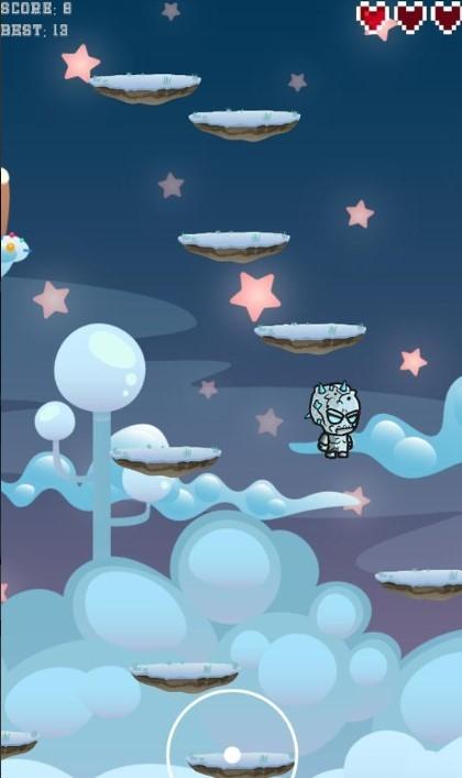 冰人疯狂冒险单机版图3