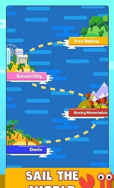 闲置钓鱼故事单机版图1
