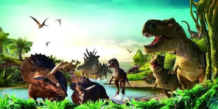 关于恐龙题材的游戏