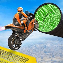 特技摩托车司机单机版