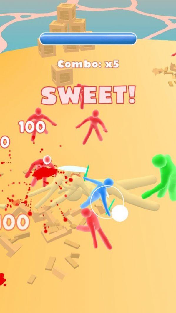 果冻战斗者单机版图3