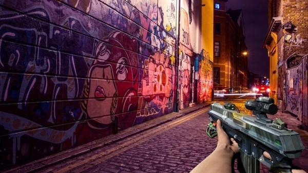 枪炮与相机3D单机版图3
