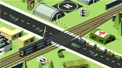 小火车总动员单机版图1