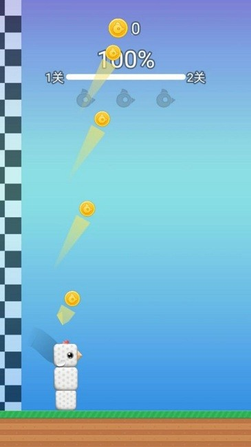 萌鸟冒险记单机版图2