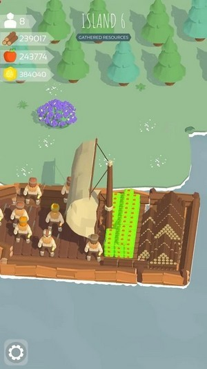 瓦尔海姆的维京人游戏单机版图2