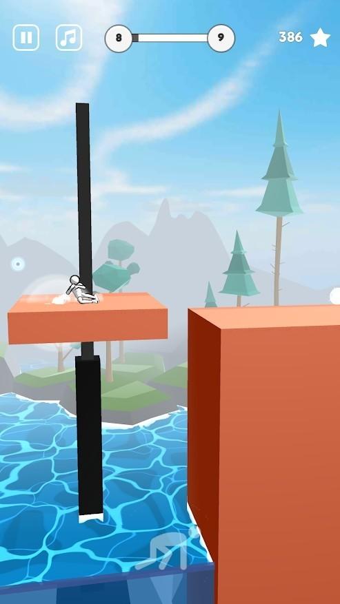 疯狂特技跳跃单机版图3