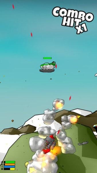 疯狂火箭3d单机版图2