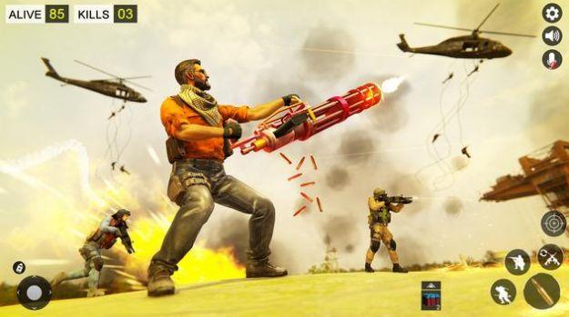 现代突击队打击反恐小队3D单机版图1