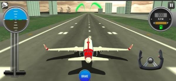 客机飞行模拟器单机版图1