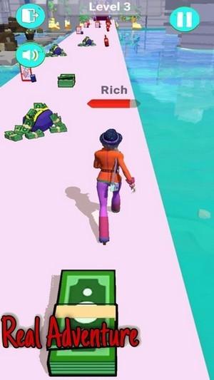 丰富的跑步比赛3D单机版图2