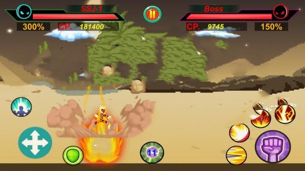 超级战士对决单机版图2