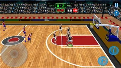 篮球大比拼单机版图2