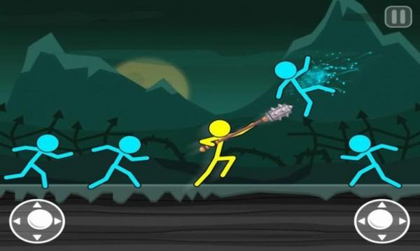 木棍英雄之战单机版图1