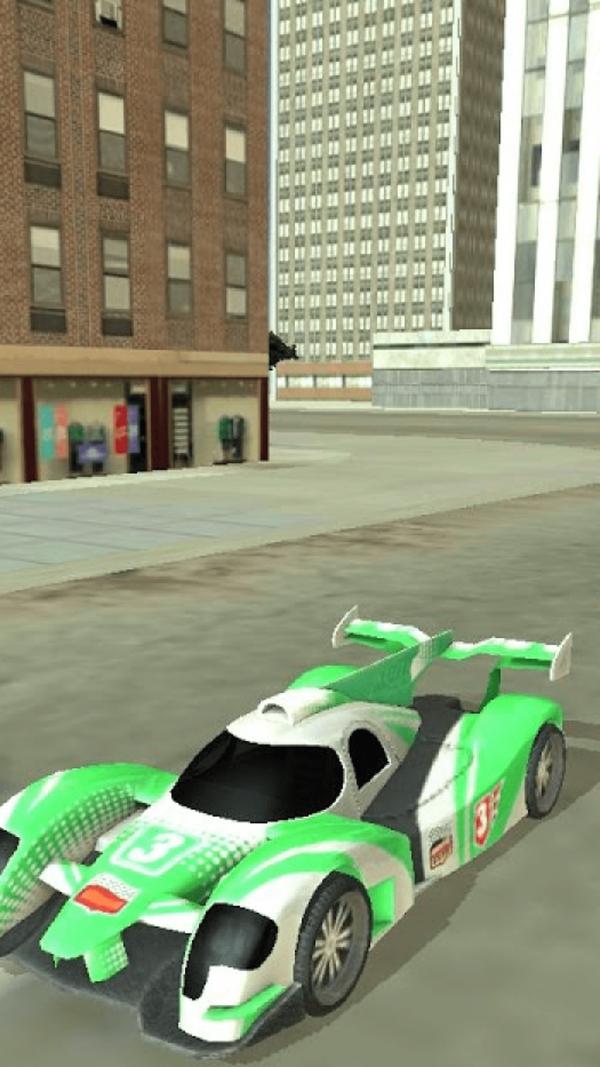 方程式赛车机器人图3