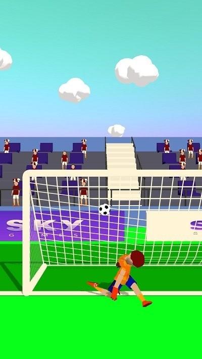 沙雕守门员游戏单机版图3