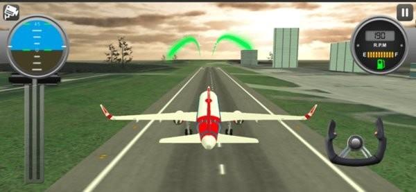 客机飞行模拟器单机版图3