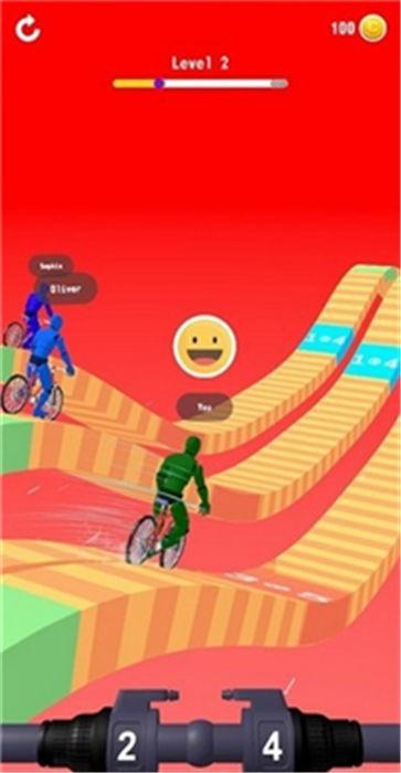 变速自行车竞速赛单机版图2