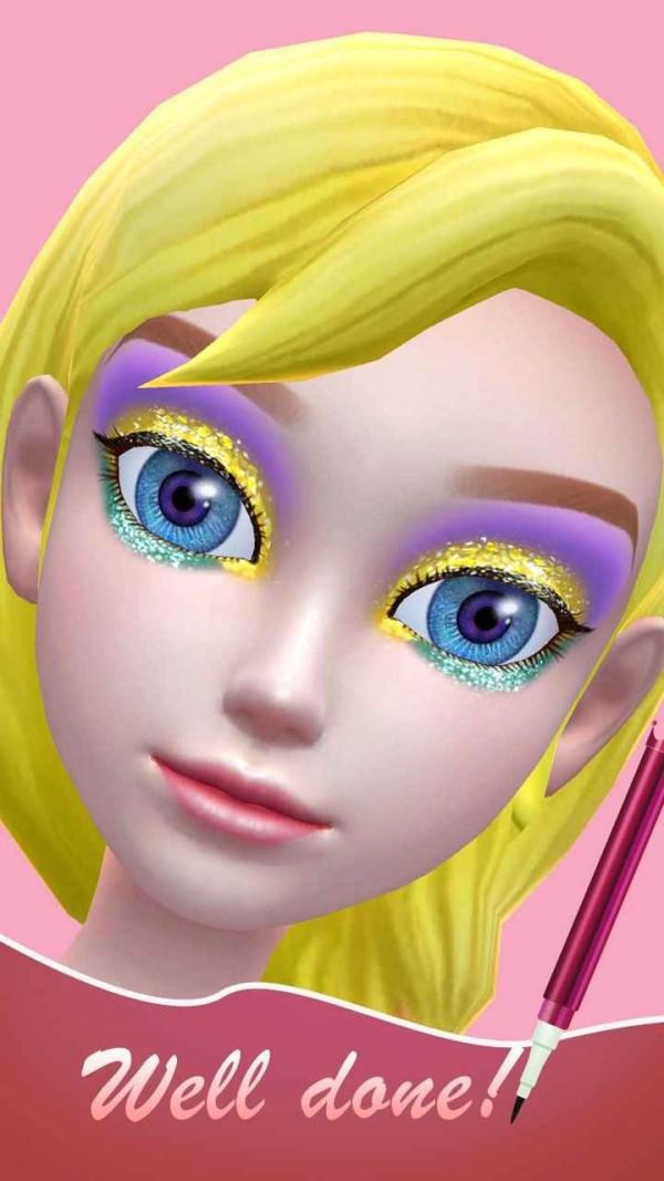 天天爱化妆单机版图2