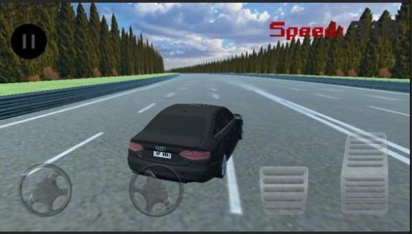 奥迪城市驾驶模拟单机版图2