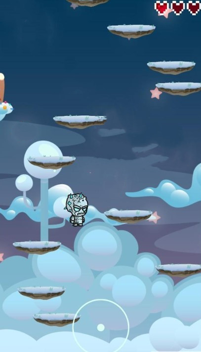 冰人疯狂冒险单机版图2
