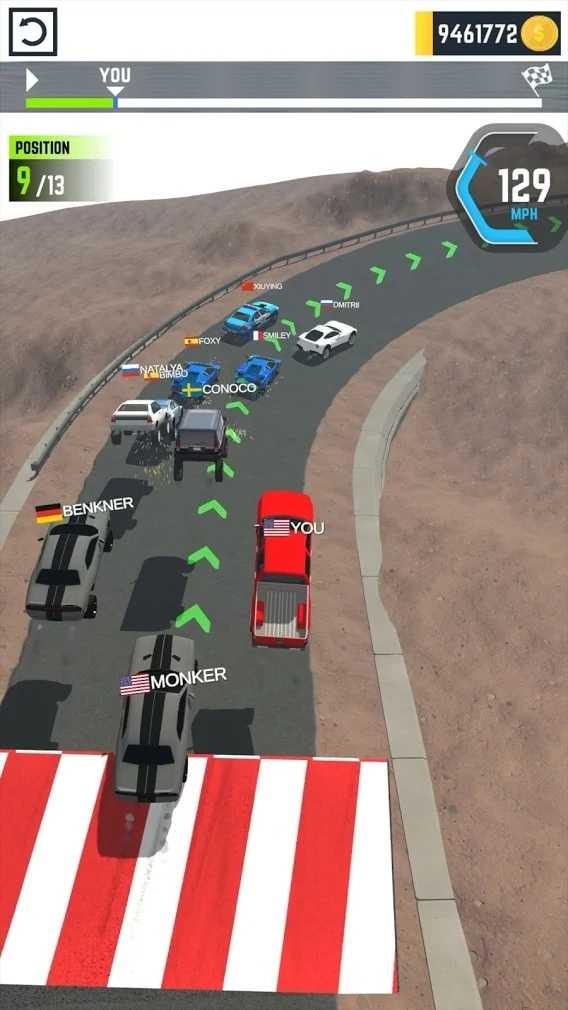 涡轮飙车游戏单机版图1