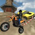 摩托车拉力竞速单机版