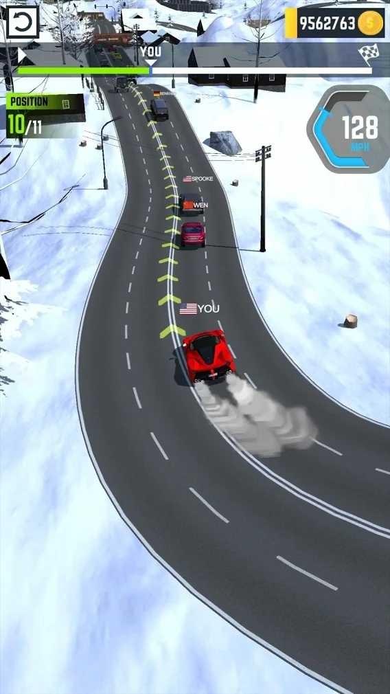 涡轮飙车游戏单机版图2