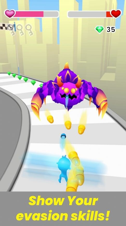 怪物收集运行手机游戏单机版图2
