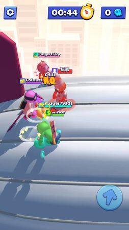 派对争霸单机版图3