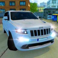 普拉多吉普停车场3D单机版