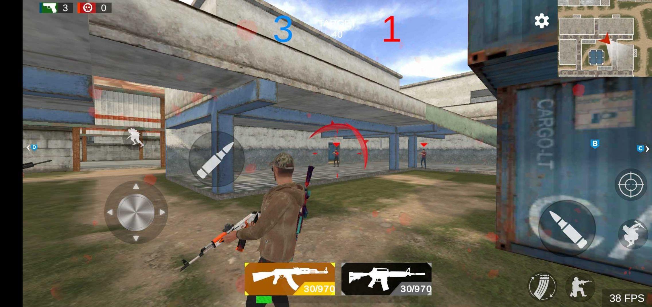 反恐求生游戏单机版图3