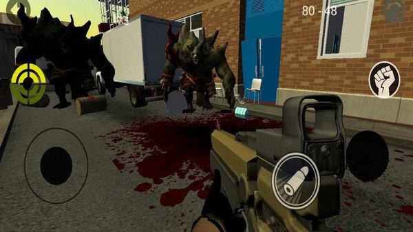 怪物杀手2单机版图2