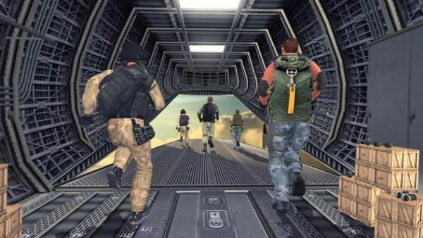 边境战争军队狙击手3D单机版图1