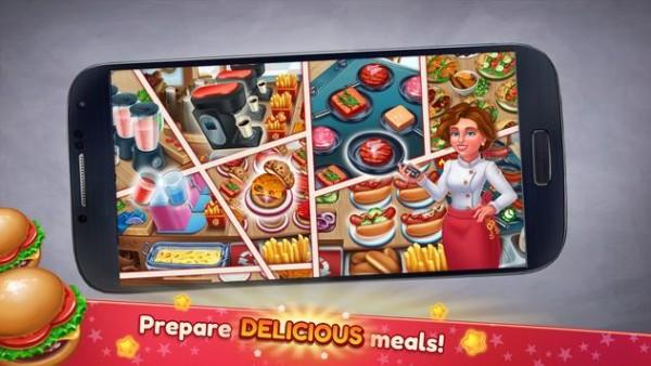 烹饪艺术家美食单机版图1