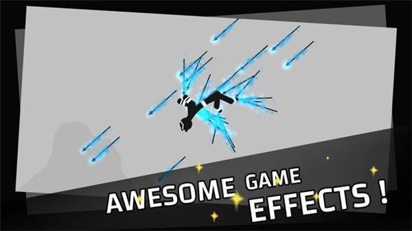 火柴人跳楼英雄飞行单机版图2