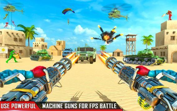 Fps机器人射击枪单机版图2