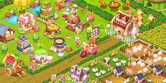 模拟农场经营游戏