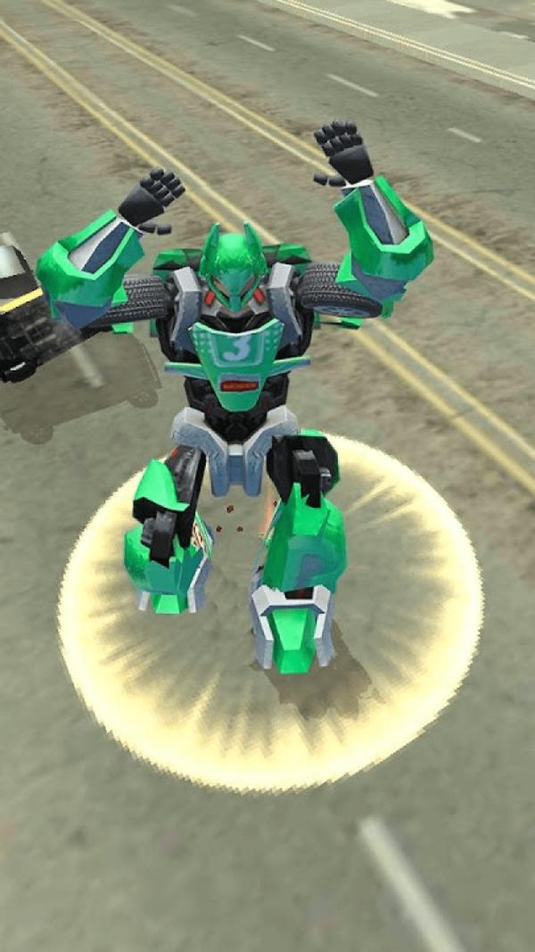 方程式赛车机器人图2